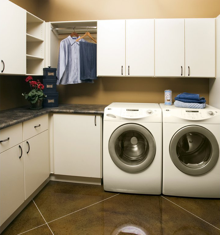 Laundry room storage ideas dream house experience for Laundry room design ideas