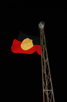 aboriginal falg geographical center simpson desert