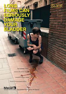 Le Festival du court métrage de Barcelone protège votre vessie 1