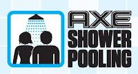 Axe Shower Pooling nous fait aimer l'écologie