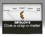 Give-a-Crap-o-Meter