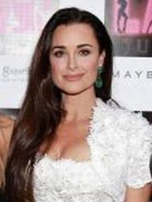 kyle richards emerald earrings. was seen on Kyle Richards.