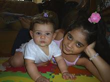 Minhas Princesas!