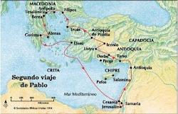 Viajes de San Pablo