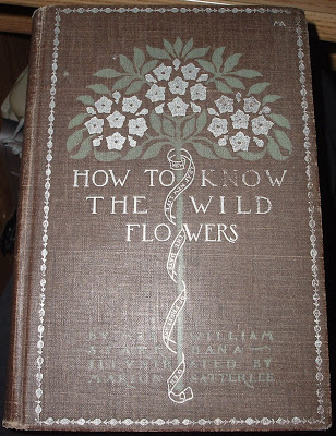 [Photo: How to Know the Wild Flowers.]