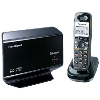 Panasonic Bluetooth-enabled cordless phone