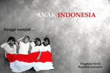 Proud Indonesian