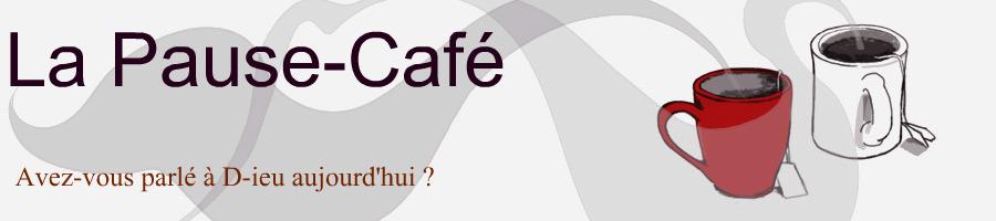 La pause-café