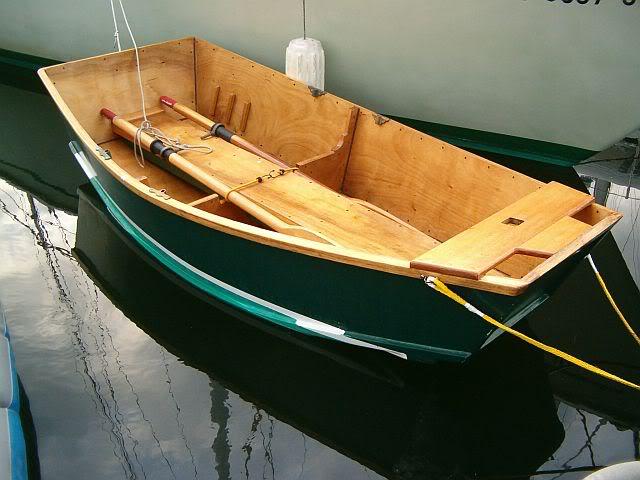 Instant Boat Nymph : Bob s elegant punt