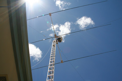 Stepper IR Antenna http://www.vk6ia.com/2008/11/3-element-steppir-installation.html