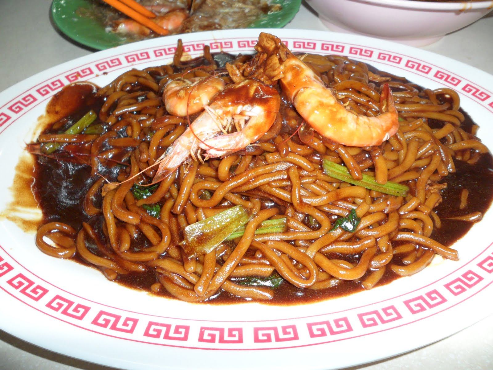 We live to eat: KL Style Black Hokkien Mee