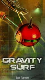 Gravity Surf Java oyun