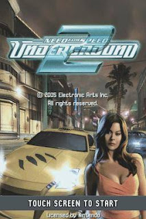 Need For Speed Underground 2 by EA mobile