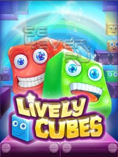Lively Cubes java oyun