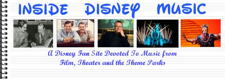 Inside Disney Music