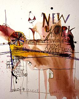 Emma-Louise Dunphy - Surface Design.: August 2009 Sabrina Ward Harrison Sketchbook