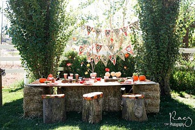 Thanksgiving Kids Party