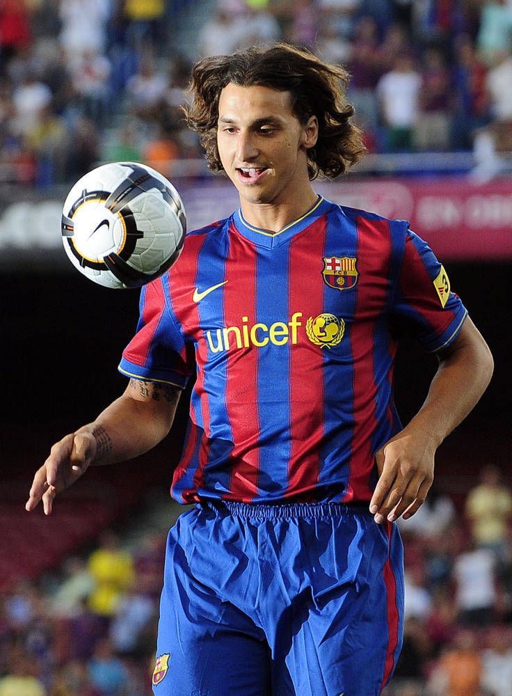50 Figuras del Barça 2000 - 2011 Zlatan-ibrahimovic-barcelona-player