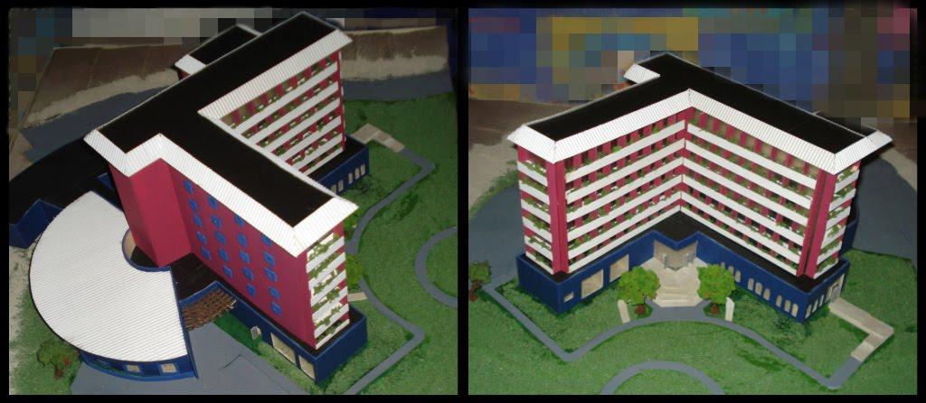 Axurzua hotel 5 estrellas for Hoteles en planta
