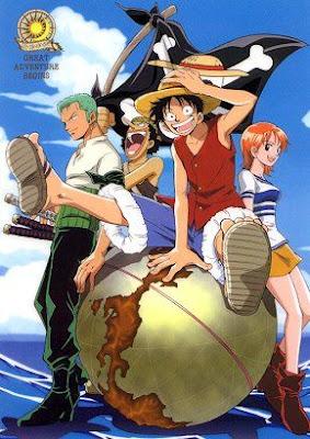 One Piece 483 - 485 Anime One+piece