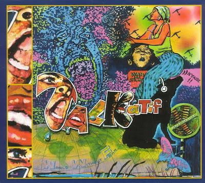 Antibalas Afrobeat Orchestra - 2002 -Talkatif