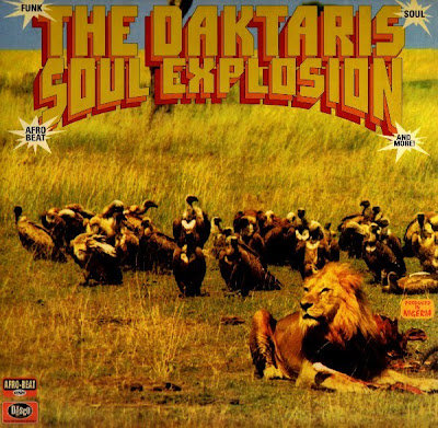 The Daktaris - 1998 - Soul Explosion