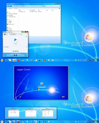 Windows 8 Transformation Pack For Your Windows