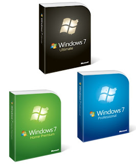 Windows 7 Pricing Details