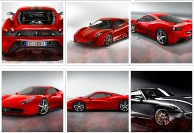 Official Windows 7 Ferrari Theme Download