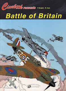 Cinebook Recounts The Battle Of Britain