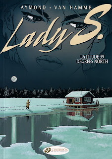 Lady S - Lattitude 59 Degrees North
