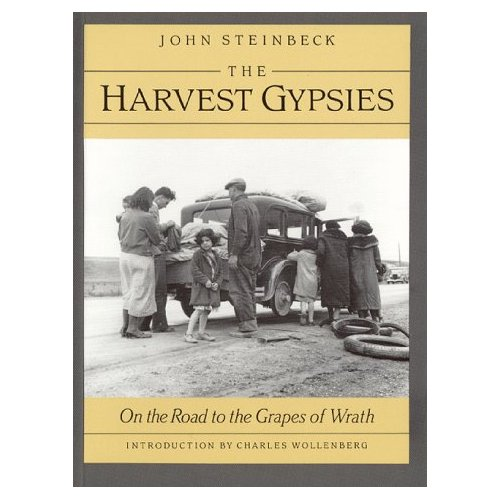 an analysis of main themes in the grapes of wrath by john steinbeck The philosophy of ecology in john steinbeck's the grapes of wrath  steinbeck's 1939 novel the grapes of wrath major ecocritical interpretation has yet to gain.
