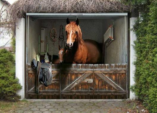 Pics For Gt Cool Garage Doors