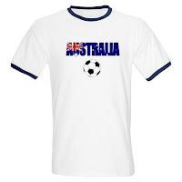 Australia World Cup 2010 t-Shirt