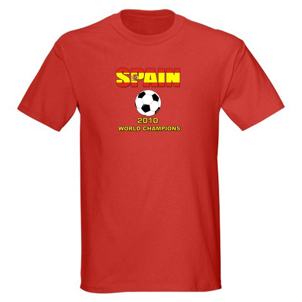 World soccer t shirts 2014 spain world champion t shirt for Spain t shirt football