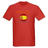 España Campeón del Mundo T-Shirt