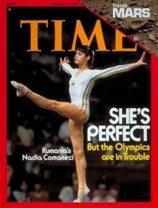 Nadia Comaneci Time Magazine