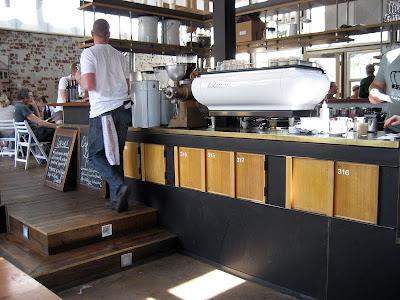 Auctions Rooms Cafe Errol Melbourne