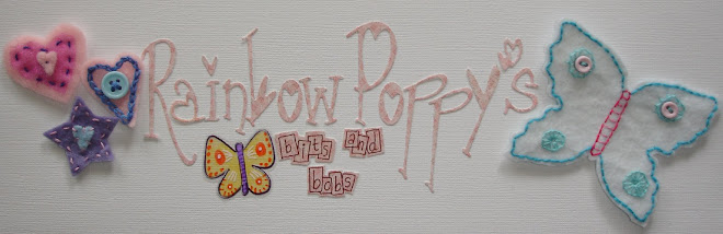 Rainbow Poppy's Bits and Bobs