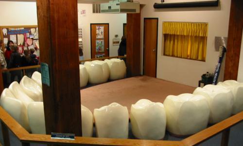 teatro dentes