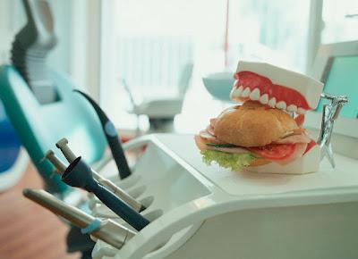 Mc Lanche Feliz Dentista