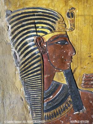 makam+Makam+Pharaoh+Seti+I++5 Makam Pharaoh Seti I dan Terowongan Rahasia Didalamnya!