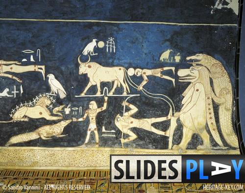makam+Makam+Pharaoh+Seti+I++7 Makam Pharaoh Seti I dan Terowongan Rahasia Didalamnya!