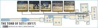 makam+Makam+Pharaoh+Seti+I++9 Makam Pharaoh Seti I dan Terowongan Rahasia Didalamnya!