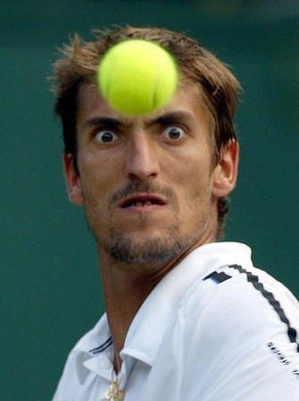 Foto Lucu Tennis