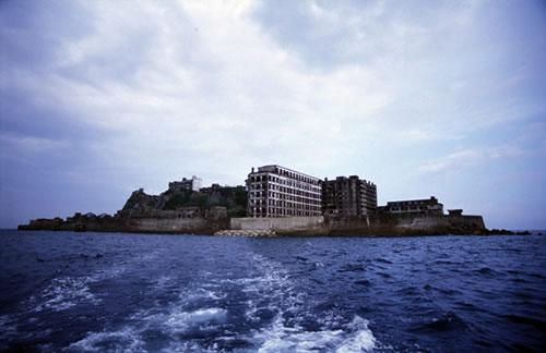 Pulau Hantu hashima island
