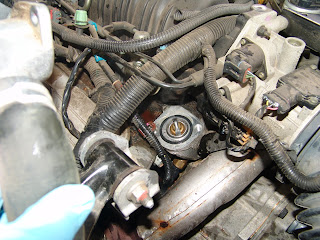 2000 Oldsmobile Intrigue Thermostat Location http://www.sparkys-answers.com/2010/03/2003-buick-regal-p0128.html