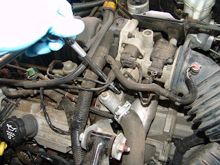 2004 Chevy Cavalier Thermostat Location http://www.sparkys-answers.com/2010/03/2003-buick-regal-p0128.html