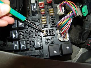 DSC01292 Radiator Fan Wiring Harness on