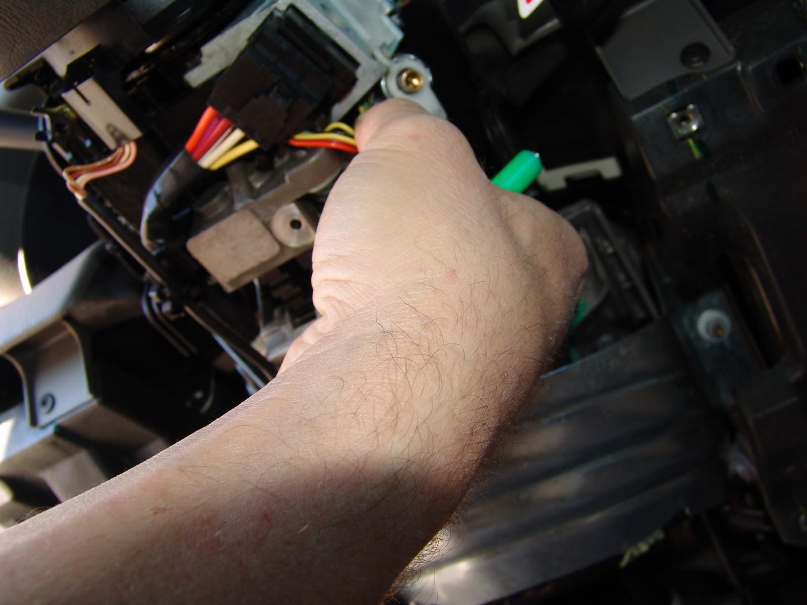 2003 Chevy Avalanche Brake Light Switch